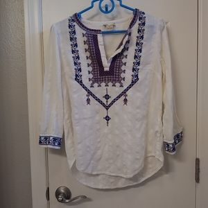 Lucky brand NWOT top